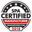spa-certified-manufacturer-2018